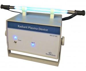 RPD - Radiant Plasma Device - Nova Ciência - ABR