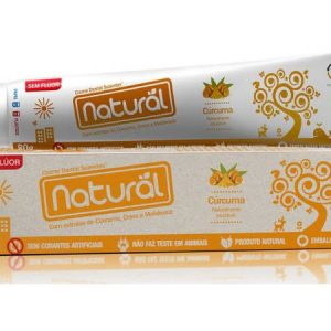 Creme Dental Natural Suavetex com Extratos