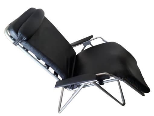 Cadeira para reflexologistas e podólogos